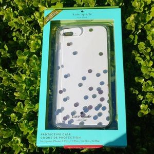 NEW Kate Spade NY 6Plus iPhone Protective Case